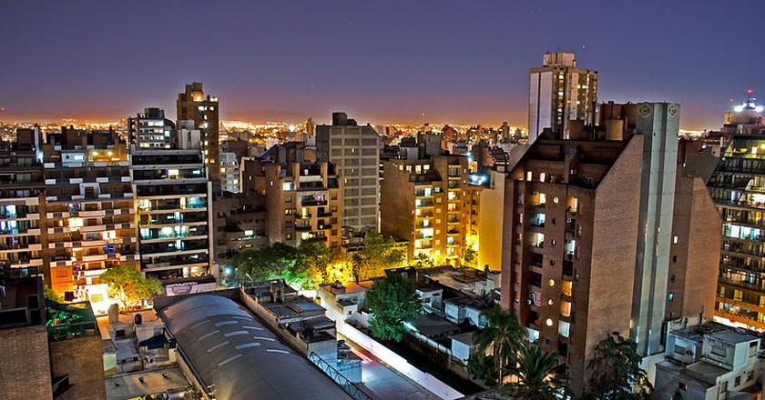 Skyline of downtown Cordoba city, Argentina | © Pablo González/Wikicommons