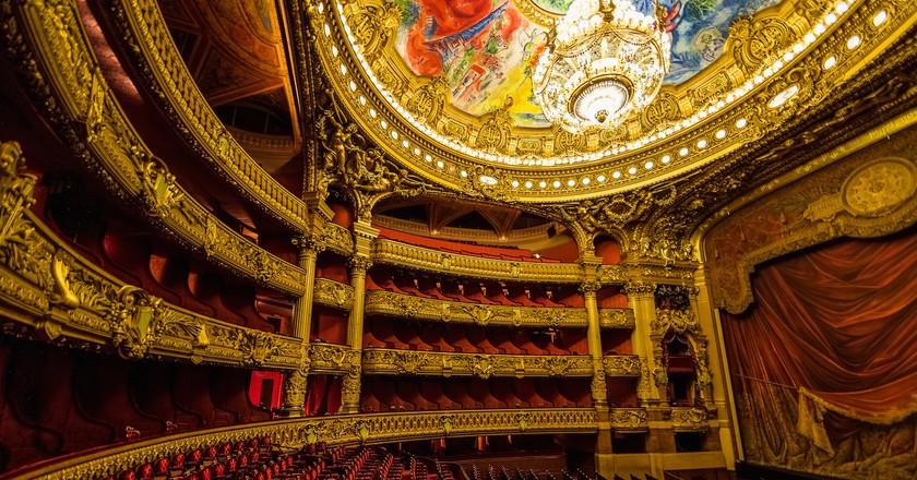 Opéra Garnier   © Chris Chabot/Flickr