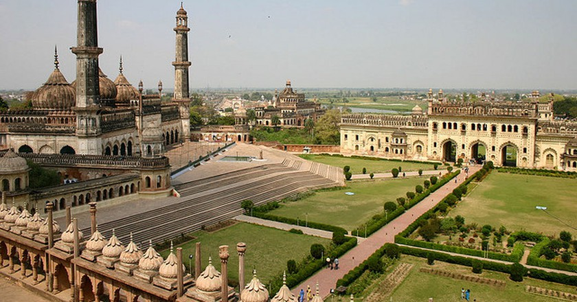 View of the Mosque | © Tushar Dayal/Flickr
