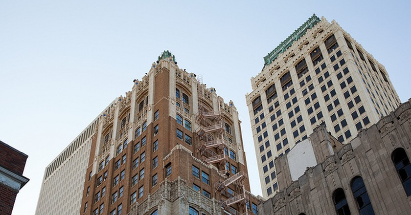 Downtown Tulsa   © David Hepworth/Flickr