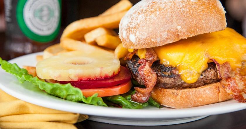 Australian Burger | Image Courtesy of The Australian NYC