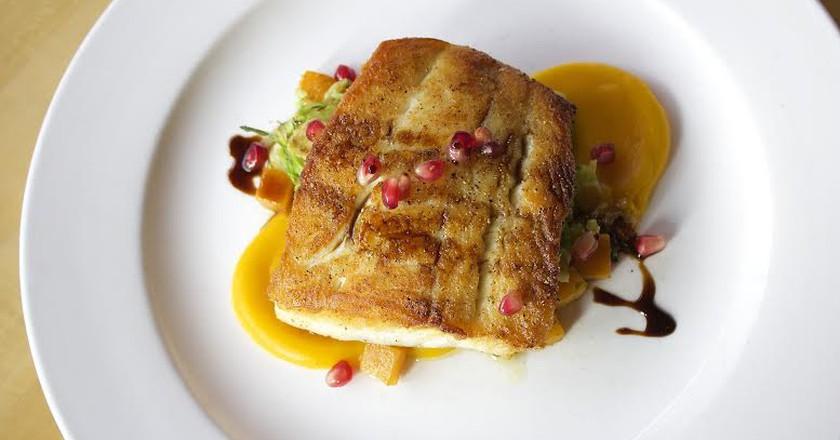 Sautéed Autumn Flounder | Image Courtesy of Market Table