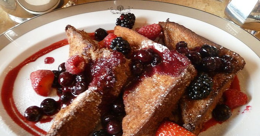 French Toast | © Deror Avi/WikiCommons