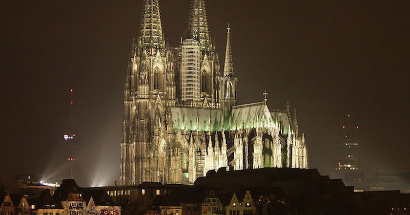 Cologne Cathedral | © Robert Breuer/WikiCommons