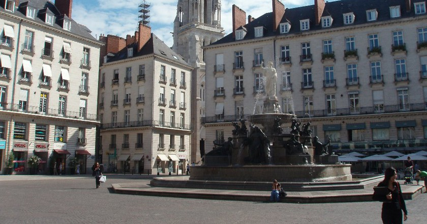 Place Royale – Nantes | ©sylaf/Flickr