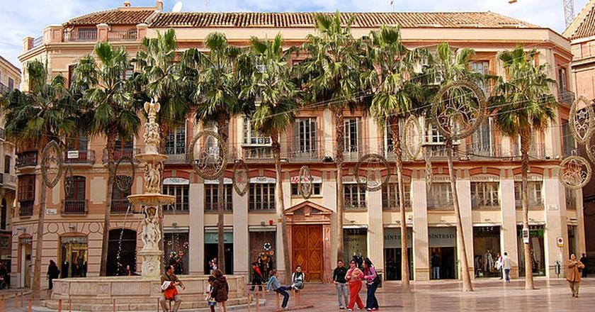 Constitution Square, Málaga   © Tadekk/flickr