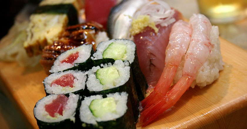 Sushi | © Alexis Lamster/Flickr