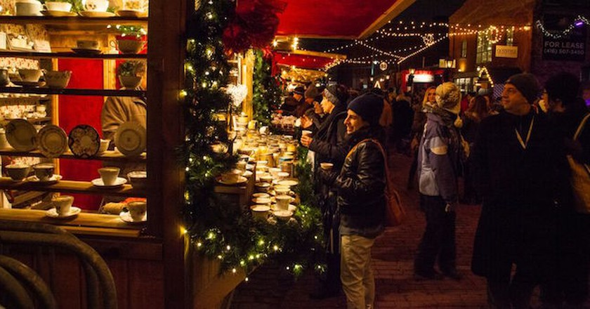 Toronto Christmas Market, Distillery District | Courtesy of Toronto Christmas Market