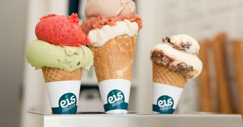 Eis Greissler Ice Cream | Courtesy of Eis Greissler