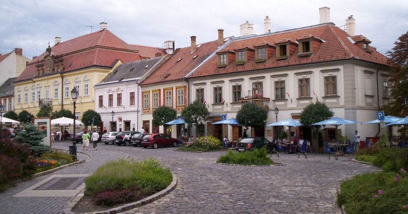 Top 10 Local Bars In Veszprém, Hungary