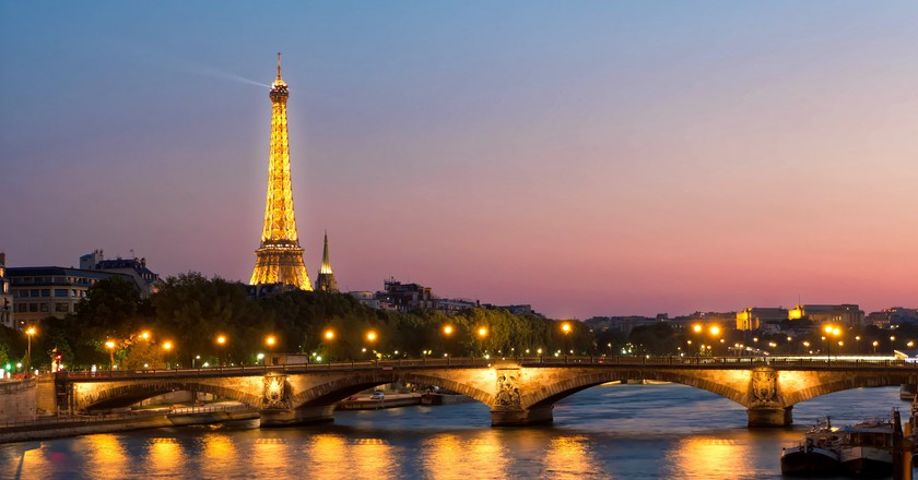 10 Beautiful Perspectives On The Eiffel Tower