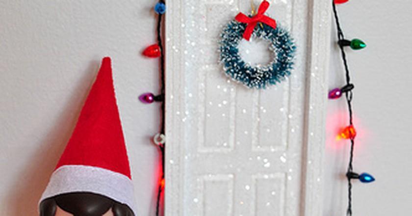 'Elf on the shelf'| © Melissa Hillier/Flickr Upload