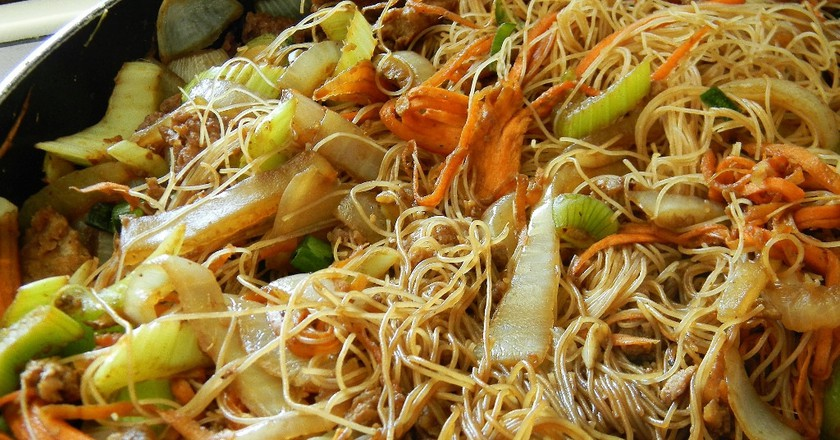 Sweet and Spicy Noodle Bowl | © Sarah R/Flickr
