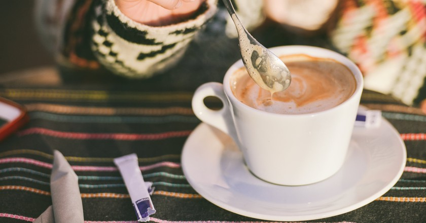 coffee cup spoon cappuccino| © Ed Gregory/Pexels