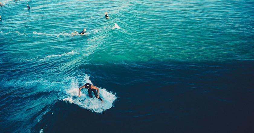 surfing | © pexels