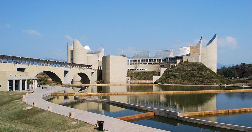 Khalsa Heritage Memorial, © Wiki Commons