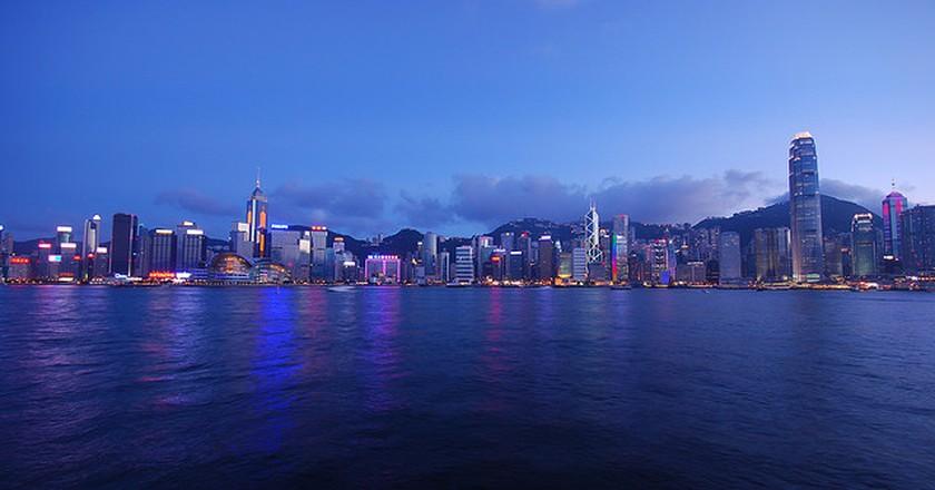 Hong Kong © Steve Webel|Flickr