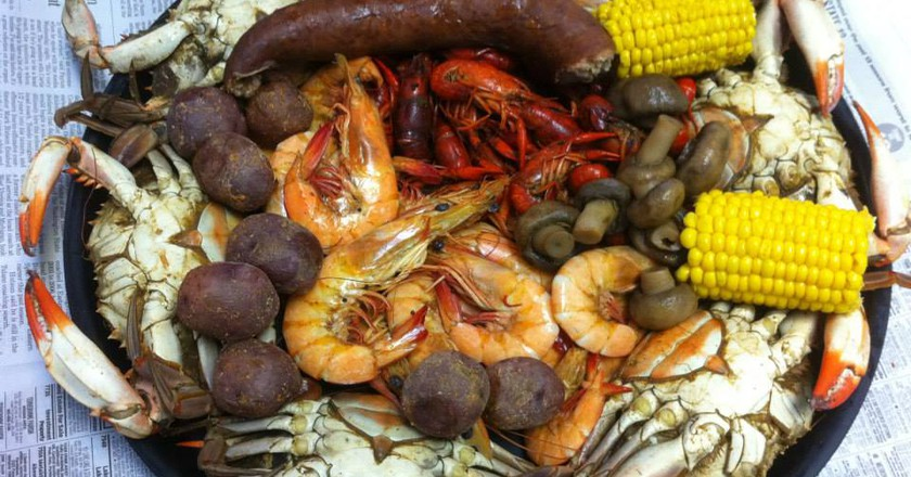 Courtesy of Kenner Seafood Inc.
