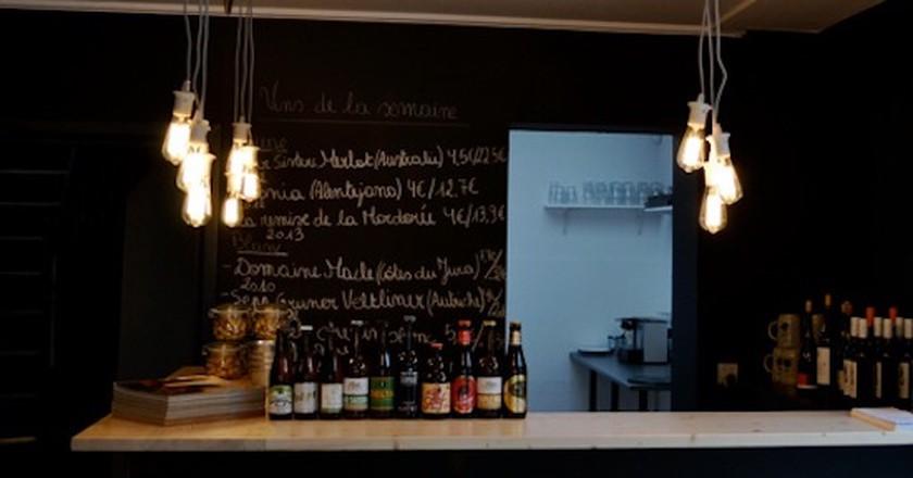 Drinking in style   Courtesy of Onze Quatre-Vingt Bistrot Urbain