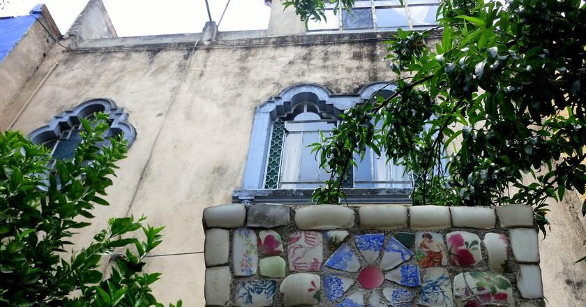 Architectural details © Angélica Portales/Flickr