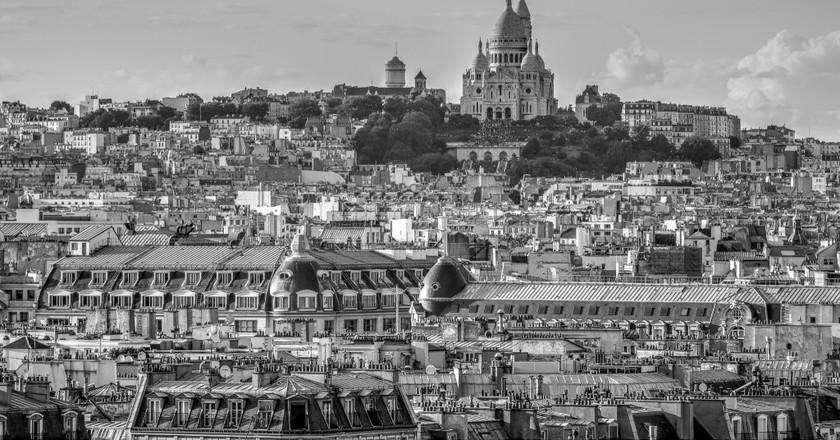 View of Montmartre | © Edgardo W. Olivera/Flickr