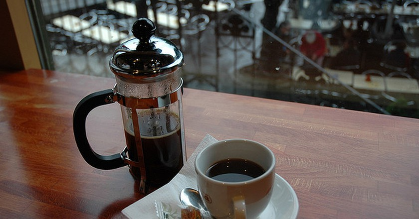Dagens beste kaffe   © Kim Marius Flakstad/Flickr