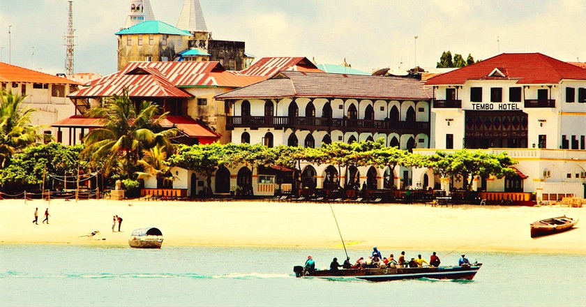The Top 10 Restaurants In Stone Town, Zanzibar