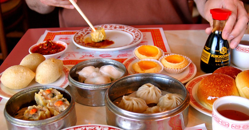 Dim sum © pockafwye/Flickr