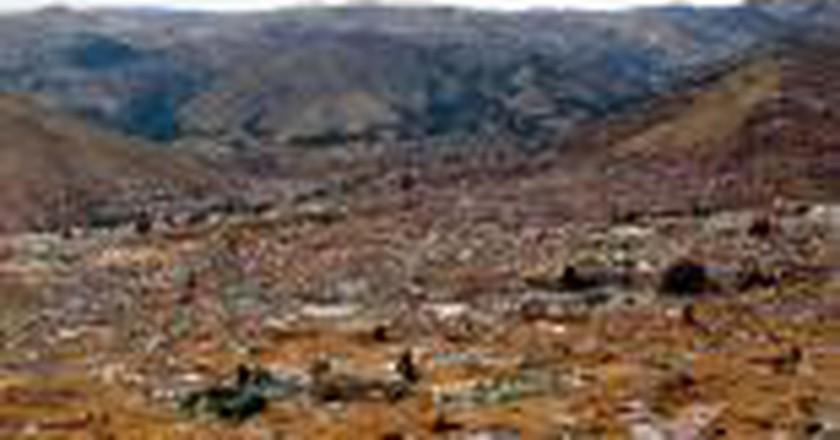 El Ombligo del Mundo – Views after Cusco