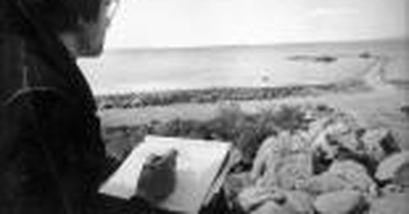 Robert Smithson's Homage to Passaic New Jersey