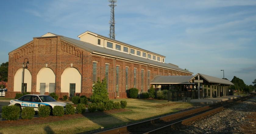 Burlington train station | © ldar Sagdejev / Wikimedia