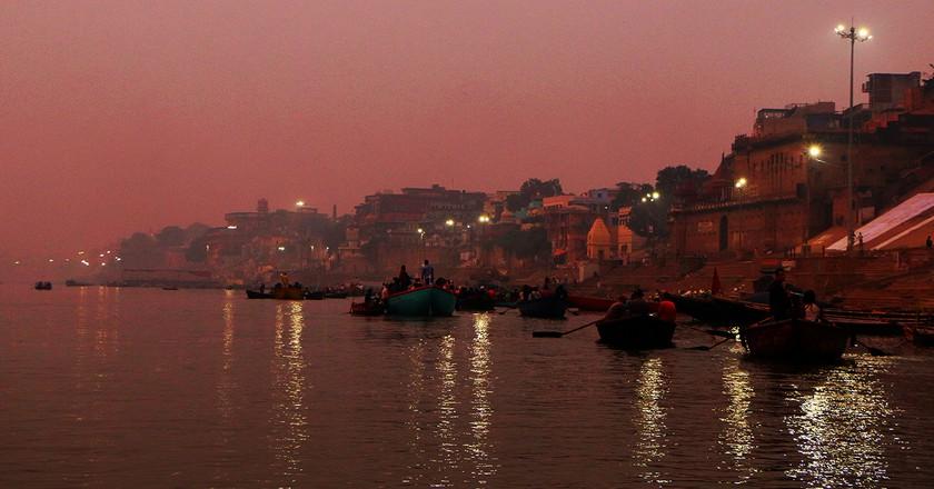 Varanasi, India ©Juan Antonio F. Segal