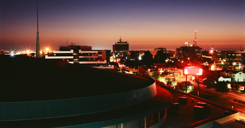 Bakersfield skyline | © Robert Hale/Flickr