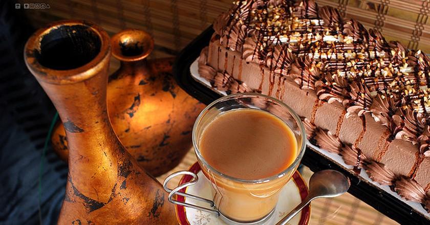 Juan Valez coffee   © DeusXFlorida/Flickr