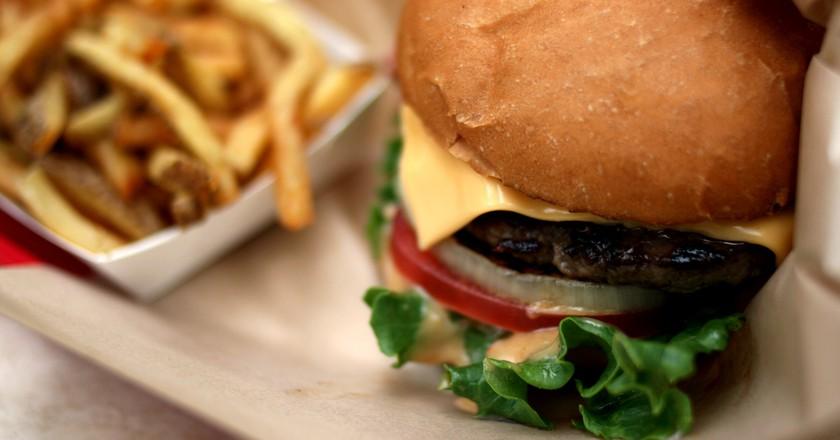 Gourmet Burger   © Christian Kadluba/Flickr