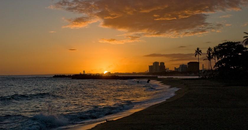 Santo Domingo sunset © Vladimer Shioshvili/Flickr