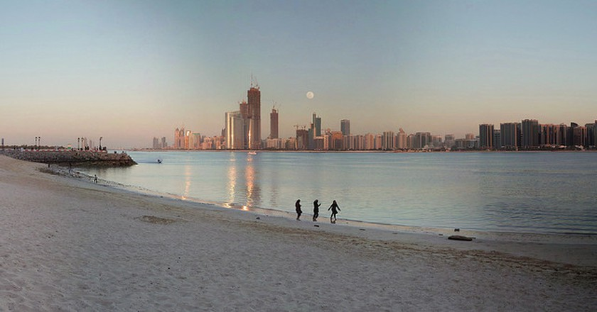 Abu Dhabi I © Panoramas/Flickr