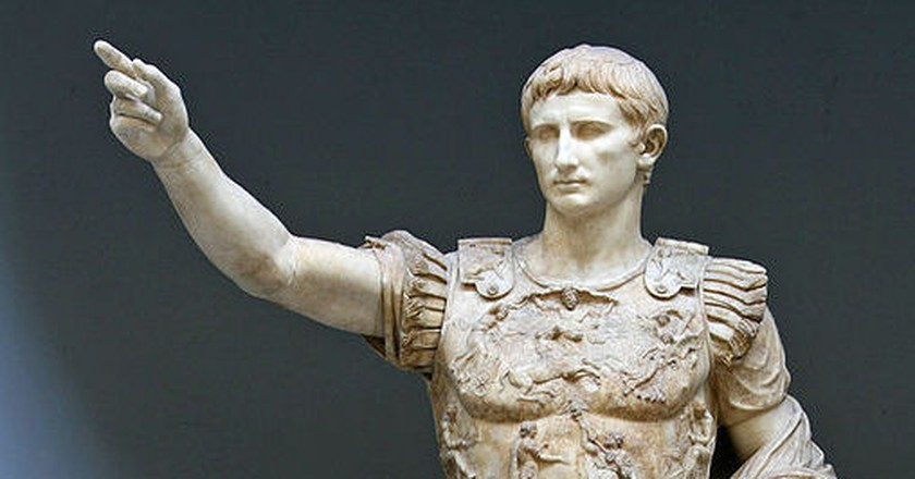 The Rise And Fall Of The House Of Caesar