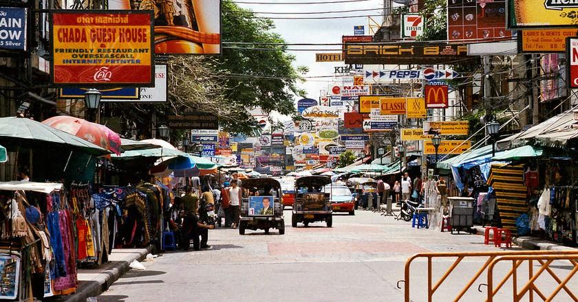Best Breakfast Spots On Khao San Road In Bangkok, Thailand