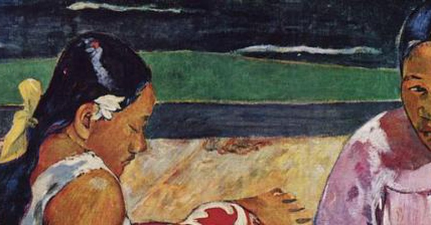The Parallel Lives Of Paul Gauguin And Jacques Brel