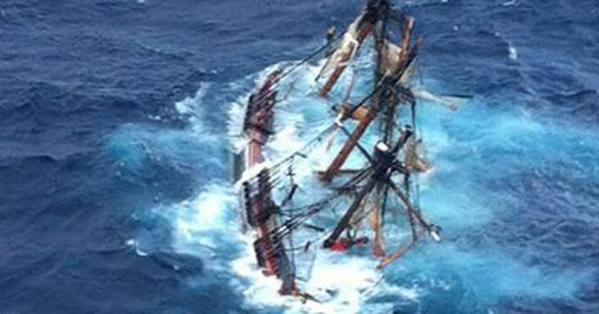 Mutiny! The HMS Bounty in Popular Culture