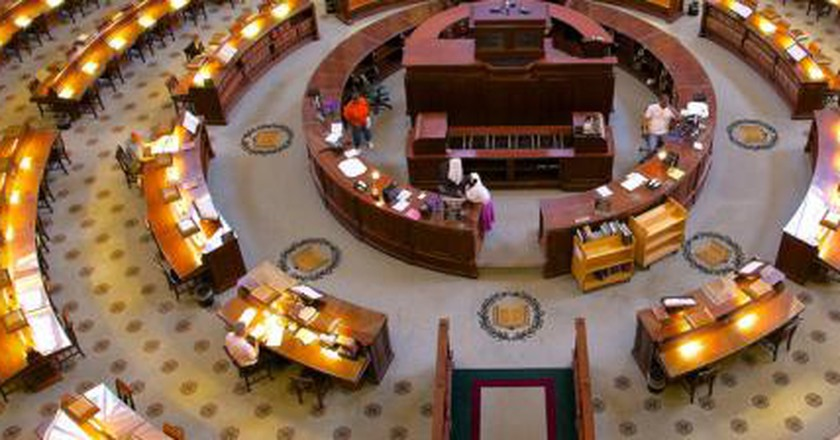 A Brief History Of The Library of Congress, Washington