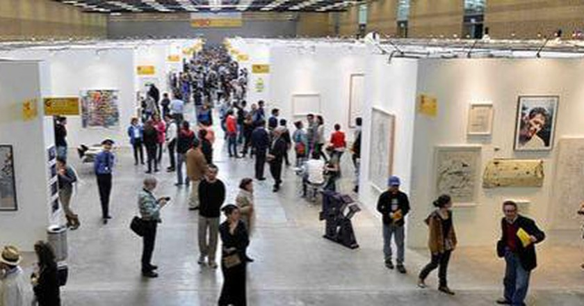 ArtBO 2013: Highlights Of The International Art Fair Of Bogotà