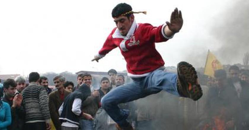Celebrating Azerbaijan's Ancient Novruz Festival