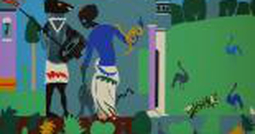 The Art of Romare Bearden: Reflections on American Culture