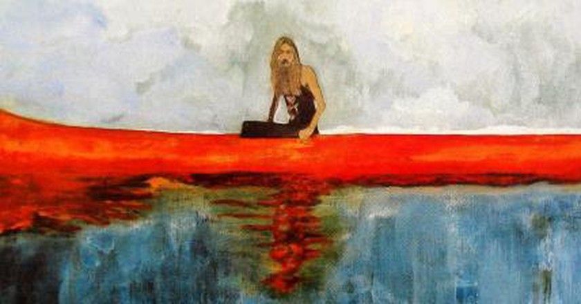 Peter Doig: The Return Of The Unreal