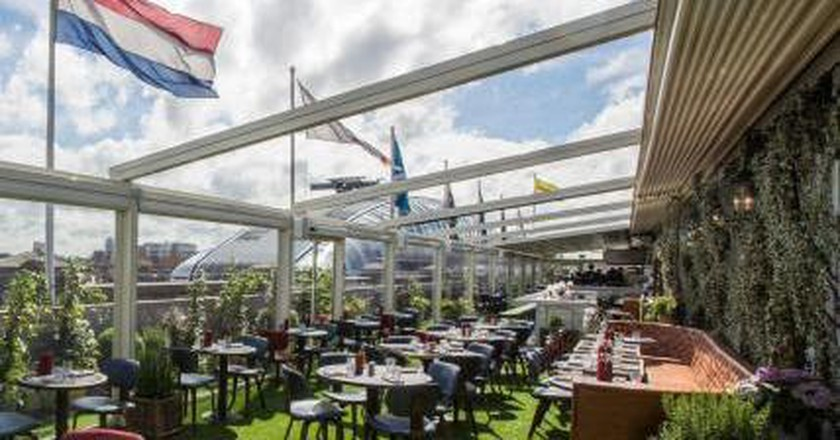 10 Stunning Restaurants For Al Fresco Dining In London This Summer
