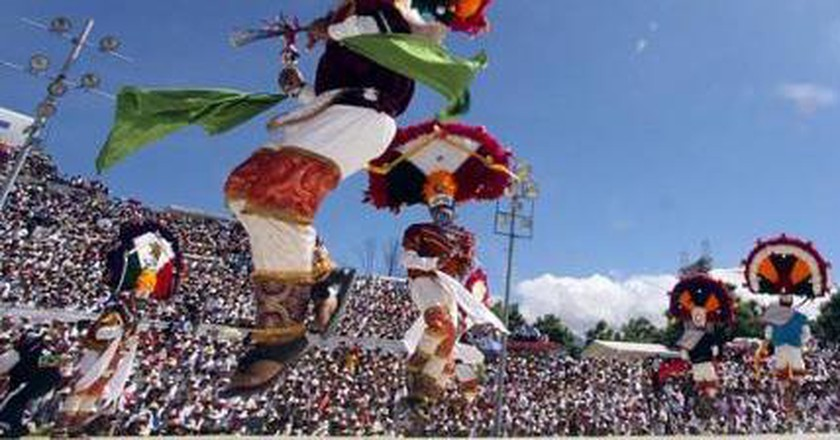 The 10 Best Summer 2014 Events In Mexico
