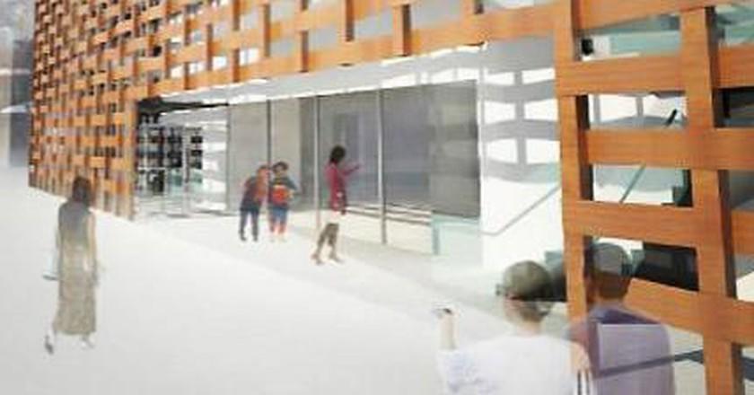 Aspen Art Museum and Shigeru Ban's Architectural Genius
