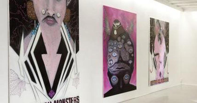 10 Must-Visit Contemporary Art Galleries In Grünerløkka